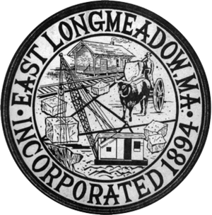 East Longmeadow, Massachusetts - Image: East Longmeadow MA seal