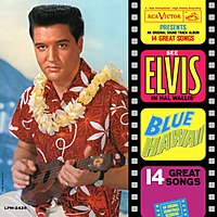 Blue Hawaii cover
