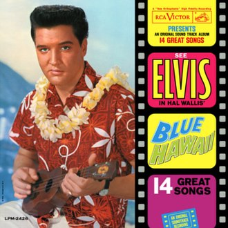 Blue Hawaii (soundtrack) - Image: Elvisbluehawaiisound track