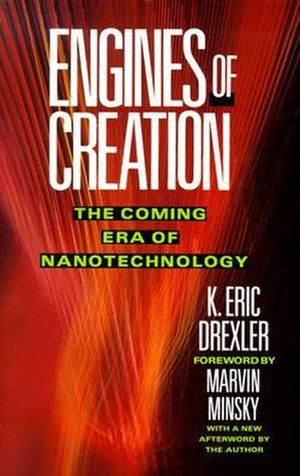 Engines of Creation - Hardcover edition