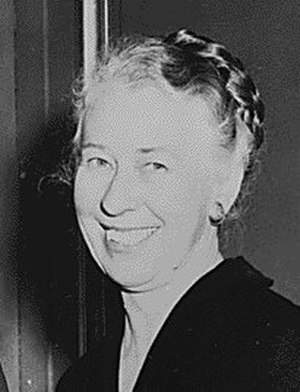 Esther Peterson - Peterson in 1962