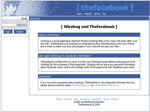 Facebook hosted information regarding their Wi...