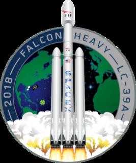 Falcon Heavy test flight Maiden flight of SpaceXs Falcon Heavy launcher