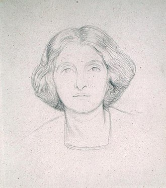 Florence Kahn (actress) - Florence Beerbohm drawn in about 1918 by Max Beerbohm