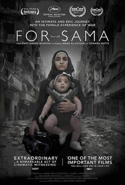 Picture of a movie: For Sama
