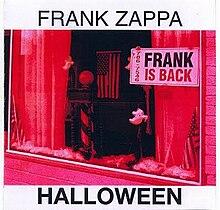 Halloween (Frank Zappa album) - Wikipedia