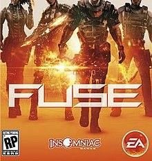 fuse (video game) wikipedia Xbox 360 Games