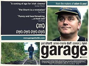 Garage (film) - Theatrical release poster