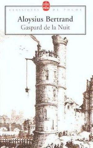 Gaspard de la Nuit (poetry collection) - Le Livre de Poche edition