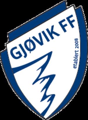 Gjøvik FF - Image: Gjøvik FF