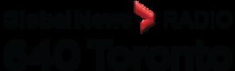 CFMJ - Image: Global News Radio 640 Toronto
