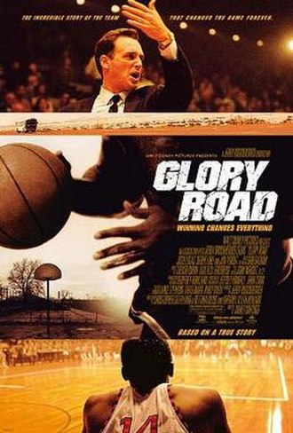 Glory Road (film) - Theatrical release poster