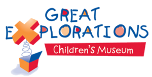 Great Explorations Children's Museum - Image: Great Exploration logo