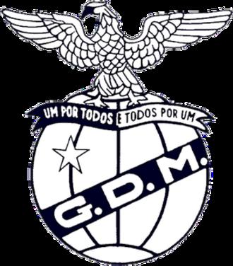 Desportivo Maputo - Logo