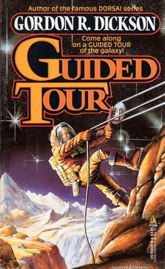 Guided Tour (short story collection) - Cover of the first edition