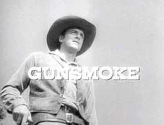 Gunsmoke - Gunsmoke title card