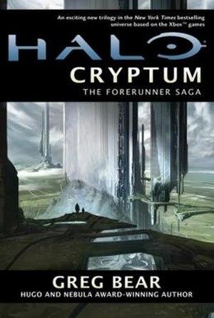 Halo: Cryptum - Image: Halo Cryptum book cover