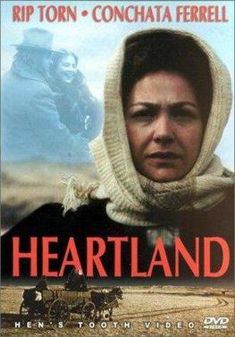 Heartland (film) - DVD cover