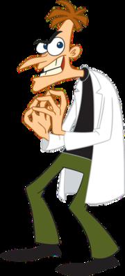 Dr Heinz Doofenshmirtz Wikipedia