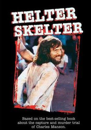 Helter Skelter (1976 film) - DVD cover of Helter Skelter