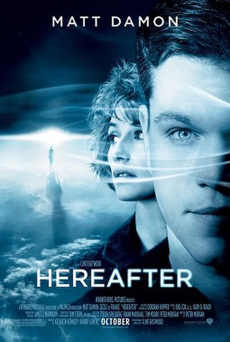 Hereafter (film) - Theatrical release poster