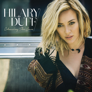 Chasing the Sun (Hilary Duff song) - Image: Hilary Duff Chasing the Sun