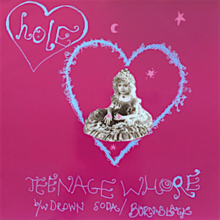 Hole - Teenage Whore single cover.png