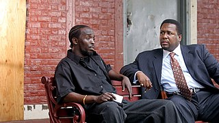 Homecoming (<i>The Wire</i>) 6th episode of the third season of The Wire