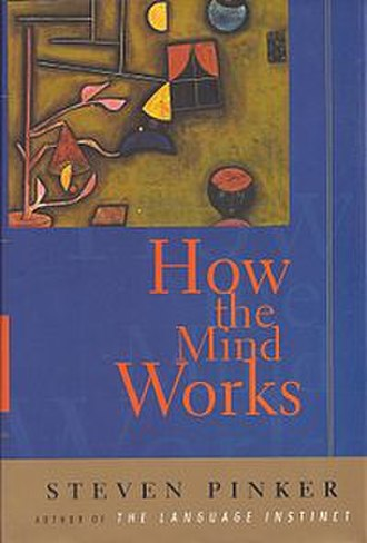 How the Mind Works - Cover of the first edition