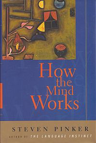 Picture of a book: How The Mind Works