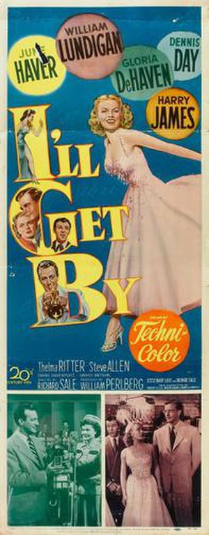 I'll Get By (film) - Image: I'll Get By Film Poster