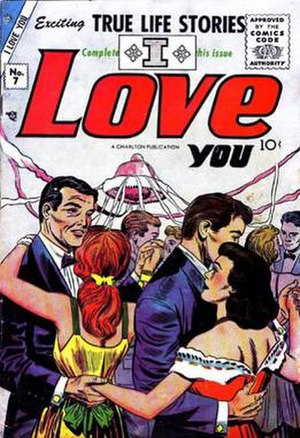 I Love You (comics) - Image: I Love You 7