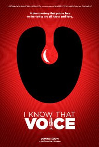 I Know That Voice - Film poster