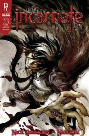 Incarnate (comics) - Image: Incarnatesmall