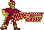 Iona Gaels athletic logo