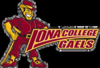 Iona Gaels football - Image: Iona Gaels