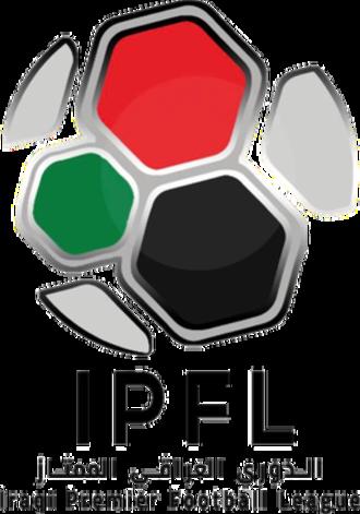 Iraqi Premier League - Image: Iraqi League logo