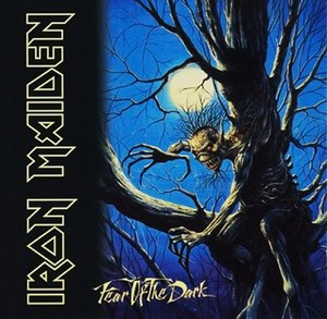 Fear of the Dark (Iron Maiden album) - Image: Iron Maiden Fear Of The Dark