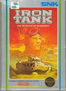 Iron Tank: The Invasion of Normandy Great Tank