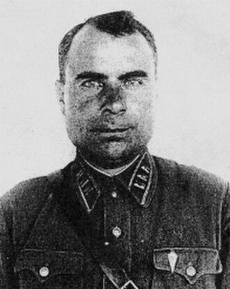 250th Rifle Division (Soviet Union) - Major General I. S. Gorbachyov, c. 1940–41
