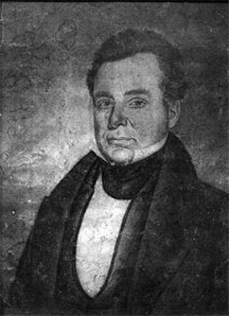 James B. Hughes - James Bibb Hughes Portrait