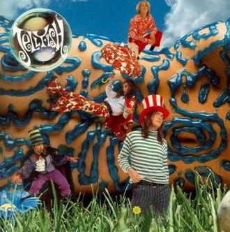 Bellybutton (album) - Image: Jellyfish Bellybutton