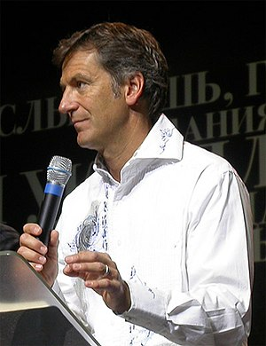John bevere at hillsong conference kiev 2007 Oct05