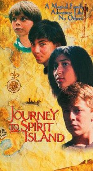 Journey to Spirit Island - Image: Journey to Spirit Island