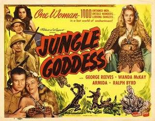 <i>Jungle Goddess</i>