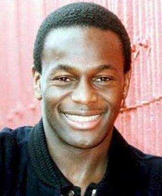 Justin Fashanu - Image: Justin Fashanu www.7sur 7.be