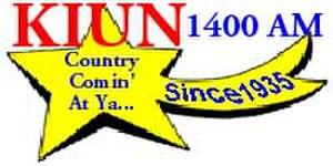 KIUN - Image: KIUN station logo