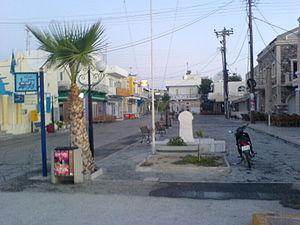 Kardamaina - Main Square