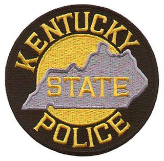 Kentucky State Police police force of the U.S. state of Kentucky