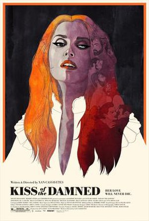 Kiss of the Damned - US film poster